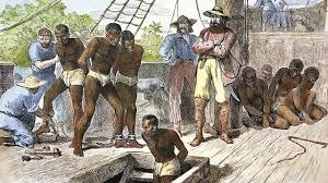Los terribles barcos «negreros»